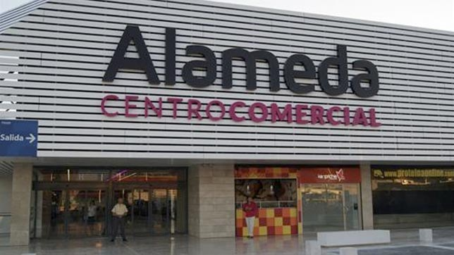 Shopping center Alameda
